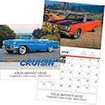Convertible Cruisin Wall Calendars